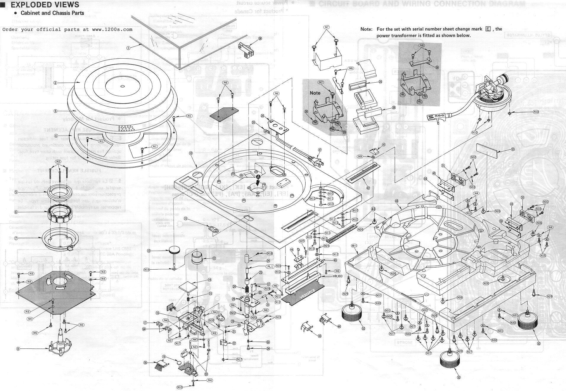Classic Turntable Patents